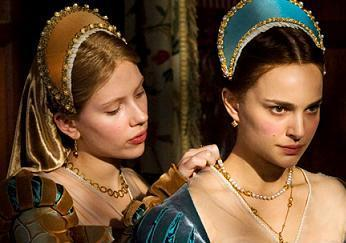 Mary and Anne Boleyn