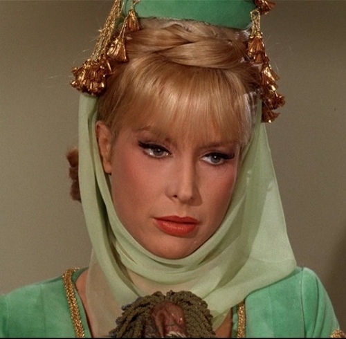 Barbara Eden as Jeannie