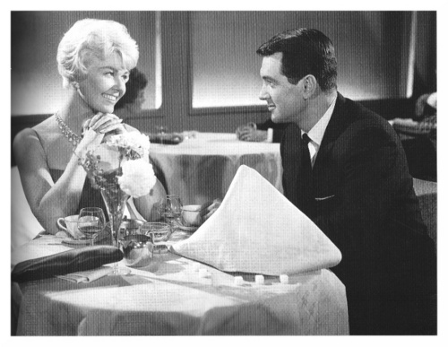 Doris hari and rock Hudson