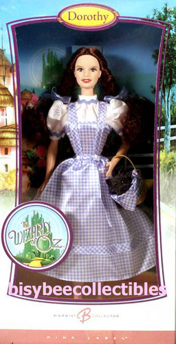 Dorothy Barbie Doll