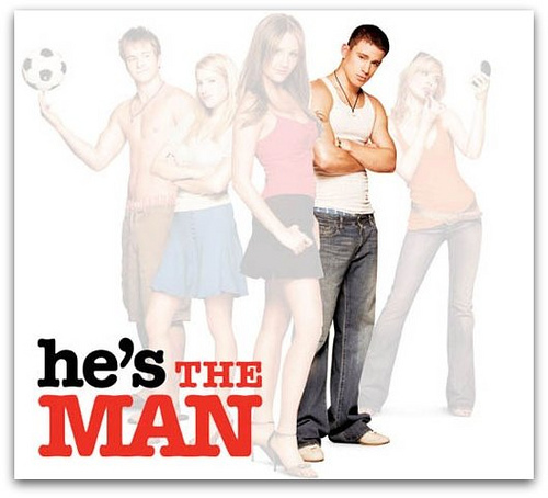 HE'S the man =p