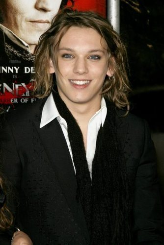 Jamie Campbell-Bower is Caius