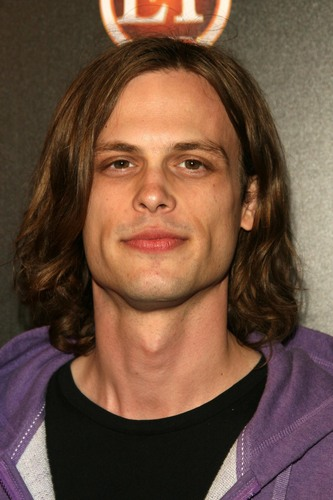 Matthew Gray Gubler @ TV Guide Sexiest Stars Party 2009