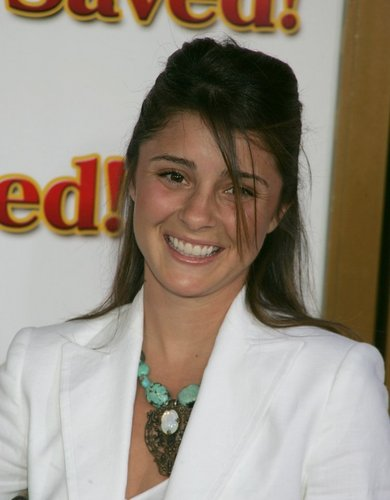 "Shiri Appleby: 2004 ""Saved"" Premiere"