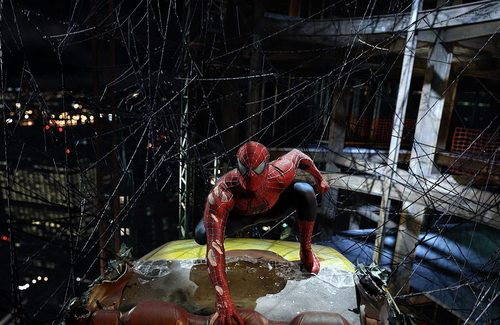 Spiderman 3 - The final battle