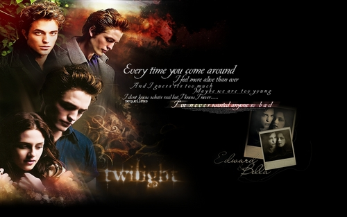 Twilight wallpaper♥♥
