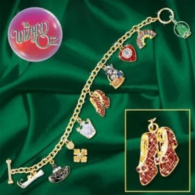 Wizard of Oz Charm Bracelet