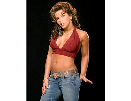 What A Looker: Mickie James