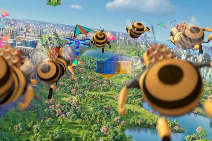 Bee Movie Bee Movie Image 5342714 फ न प प