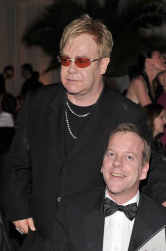 Elton John's AIDS Foundation Oscar Party