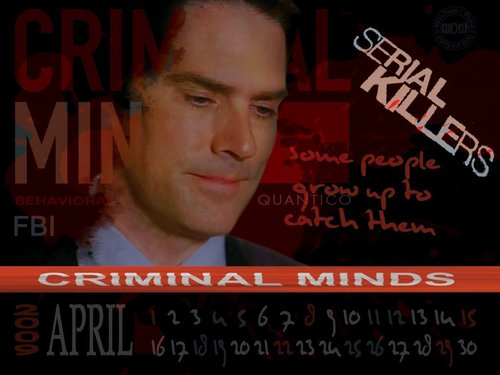 Hotch - Calendar April