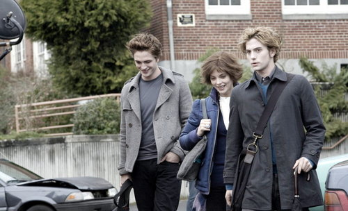 The Cullens