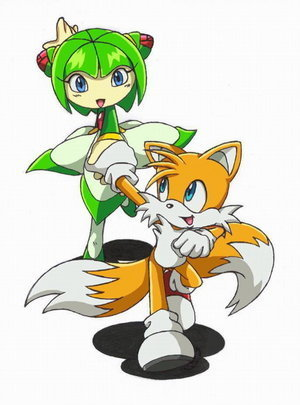 tails + cosmo