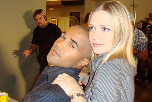 Behind The Scenes On The Set of Criminal Minds