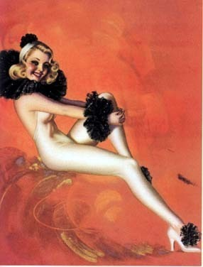Billy DeVorss Pin -Up Girls