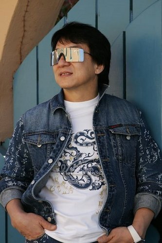 Jackie Chan in New Mexico - jour One
