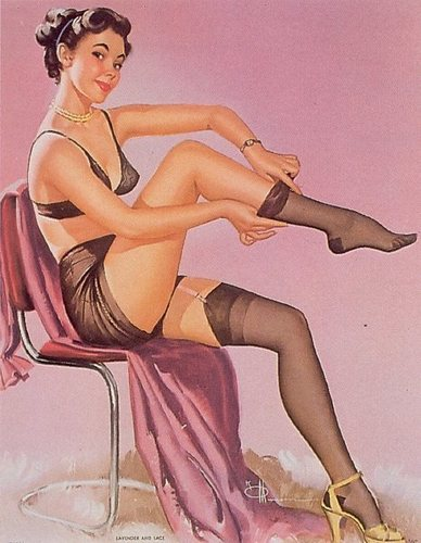 Munson Pin-Up