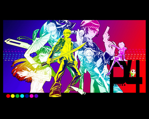 Persona 4 Battle custom
