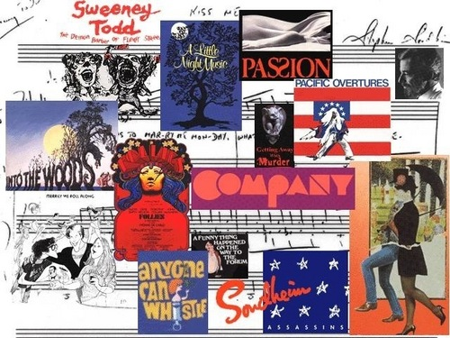 Sondheim Collage