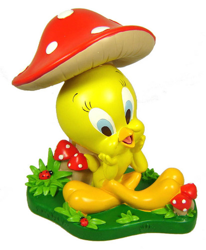 Tweety Bird Figurine