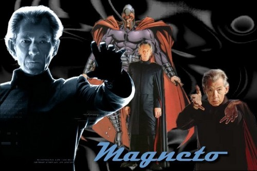 Magneto Fan art