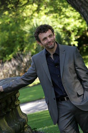 Michael Sheen at Margam festival