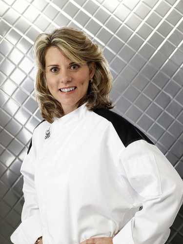 Chef Colleen from Season 5 of Hell's cozinha