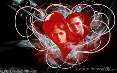 Twilight neverending love