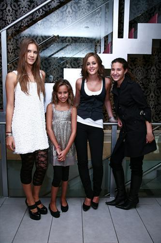 Leighton Meester and Kira Plastinina Host Private Shopping Event