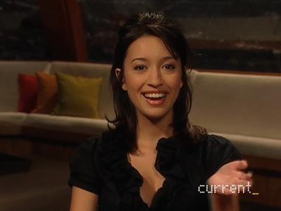 Christian Serratos (Angela Weber)