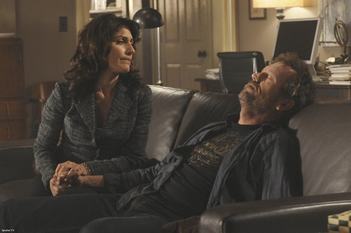 Huddy in 5x23 <3