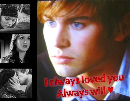 I always will love you!