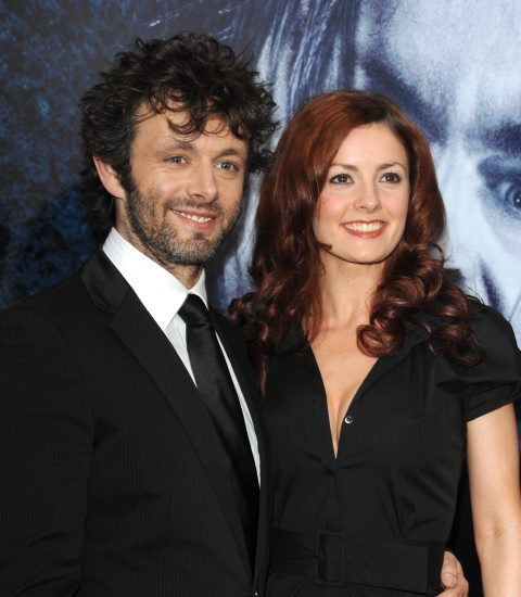Michael Sheen and Lorraine Stewart at the Underworld Rise of the Lycans Premiere