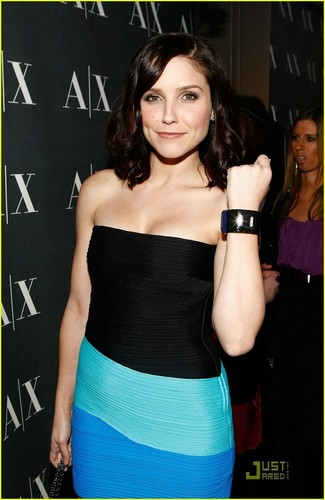 Sophia buisson, bush Launches A|X Watches (April 15)