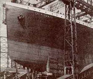 Titanic - 31 March 1911