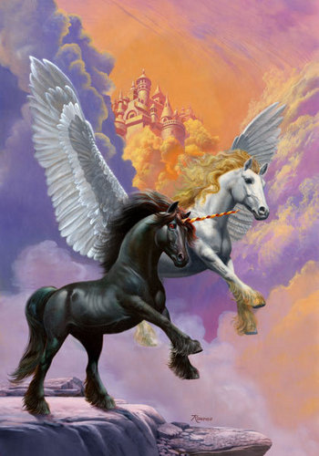 Unicorn & Pegasus