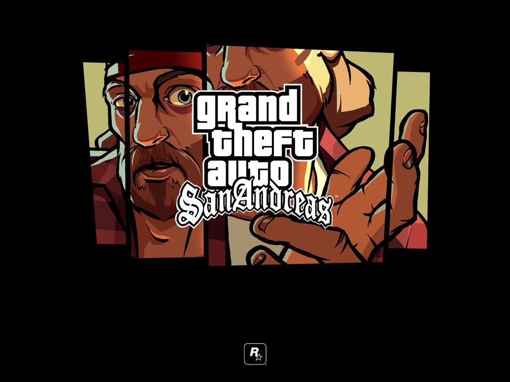 Gta San Andreas Grand Theft Auto Wallpaper 5868139 Fanpop