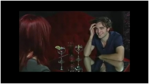 Hayley and rob one an interview