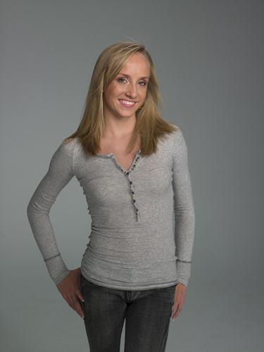 Nastia Liukin 'Do Something' Interview