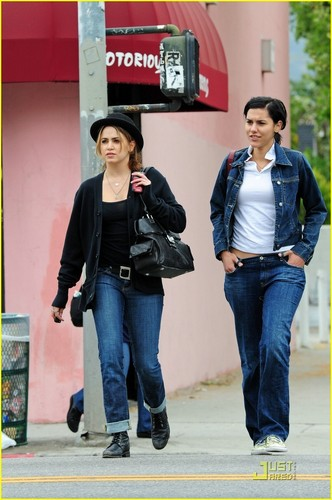 Nikki Reed in L.A (April 23)