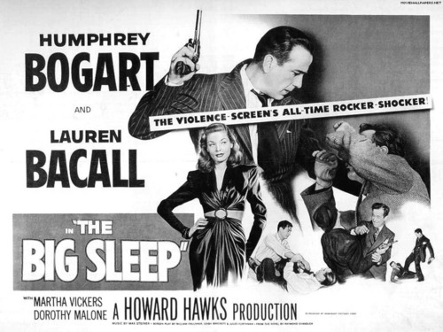 The Big Sleep Wallpaper