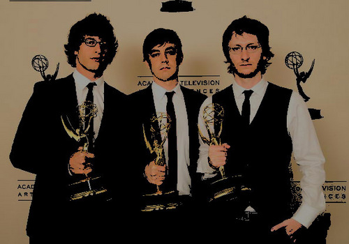 The Lonely Island Wins an Emmy!