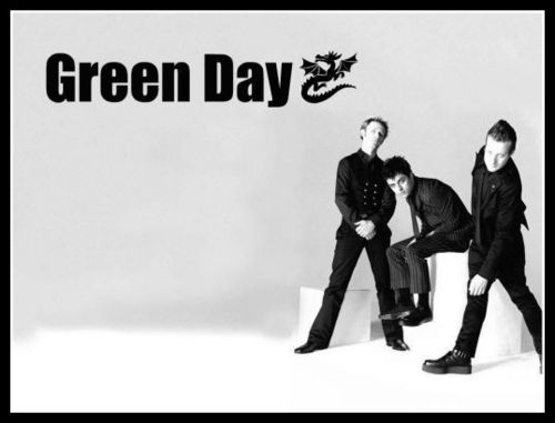 The Love of Green Day