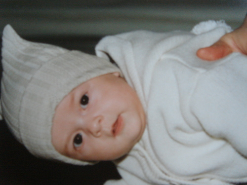 baby pictures of Celine :D