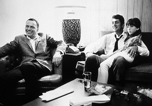 Frank Sinatra and Dean Martin