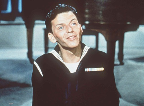 Frank Sinatra in Anchors Aweigh