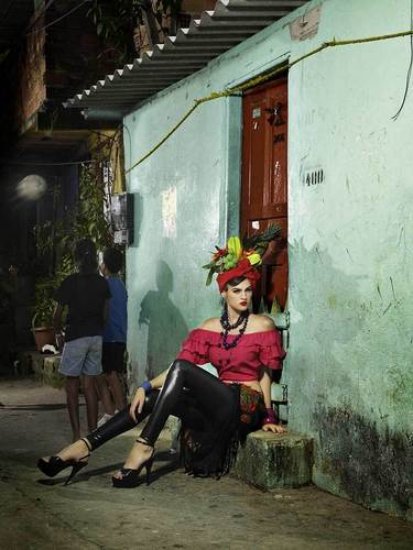 America's Next Top Model images Natalie - Carmen Miranda HD wallpaper and background photos ...