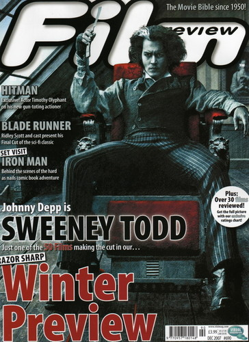 Sweeney on Magazine Covers
