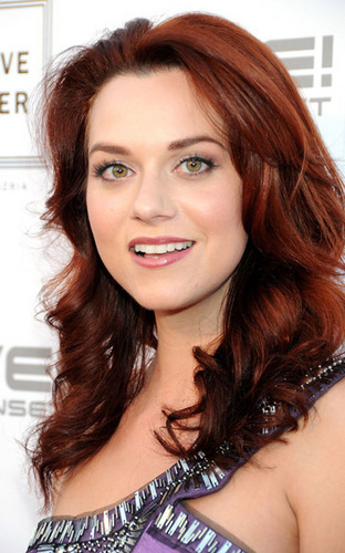 Hilarie  Burton  atMax Azria Party