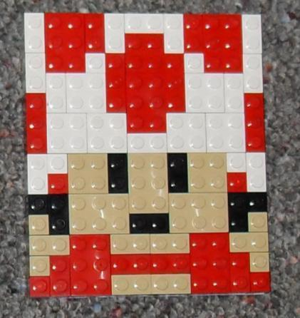 Lego Toad!